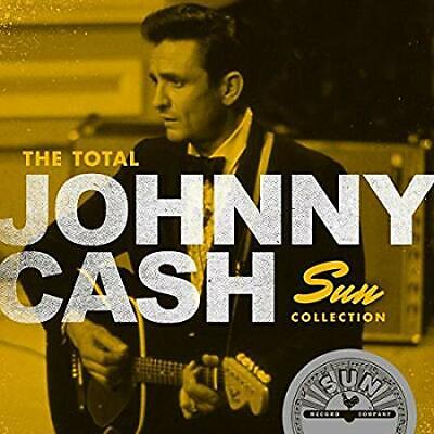 £20.50 • Buy Johnny Cash The Total Johnny Cash Sun Collection CD B4b