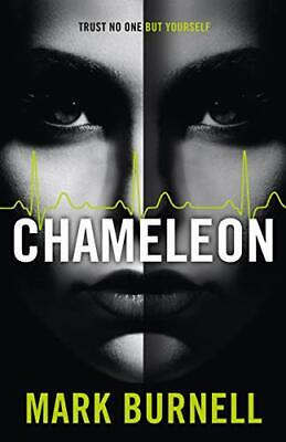 £8.68 • Buy Chameleon By Burnell, Mark, NEW Book, FREE & FAST Delivery, (Paperback)