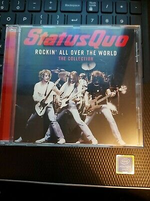 £0.99 • Buy Status Quo - Rockin' All Over The World: The Collection - Status Quo CD  The