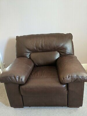 £200 • Buy Marks And Spencer Buxton Leather Recliner Armchair