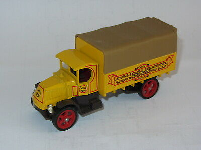 $9.44 • Buy RENAULT Camion Mack AC - 1920 -  Consolidated  - MATCHBOX - Y-30
