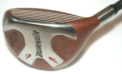 £32 • Buy TaylorMade Burner Tour Spoon 3 Wood With TaylorMade Bubble S-90 Stiff Shaft