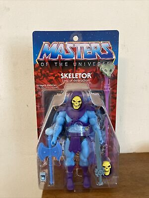 $199.99 • Buy Super 7 Masters Of The Universe Ultimate Skeletor Figure New 2019