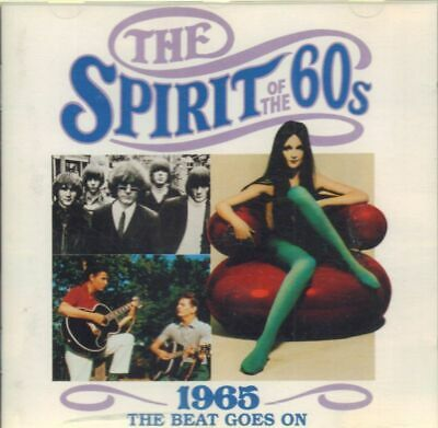 £6.49 • Buy Various 60's Pop(CD Album)The Spirit Of The 60s: 1965 The Beat Goes On-VG
