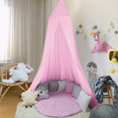 £19.87 • Buy Baby Kids Canopy Bedcover Mosquito Net Bed Curtain Bedding Dome Tent Breathable