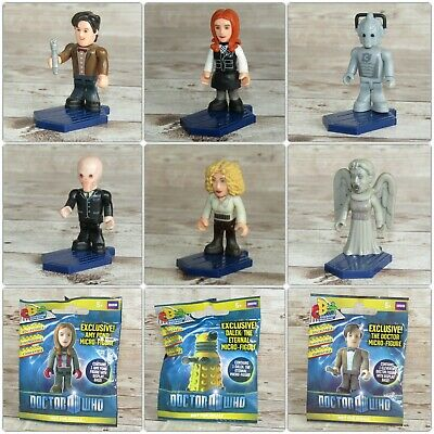 £2.99 • Buy Doctor Who Character Building Micro-Figures  11th Doctor Amy Pond River Song