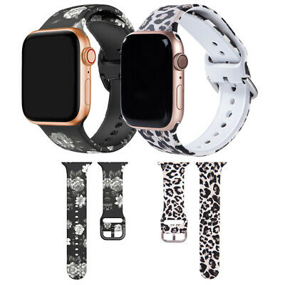 $ CDN7.48 • Buy Fashion Comfortable Strap For Apple Watch Band Series 6 5 4 3 2 1 38mm 40mm-44mm