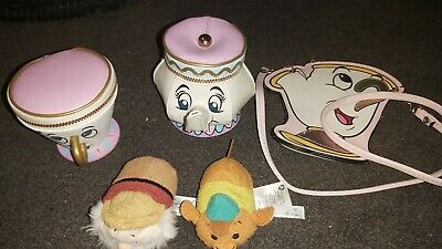 £10 • Buy Mrs Potts Beauty And The Beast Disney Primark Chip Cup & Teapot Coin Purse