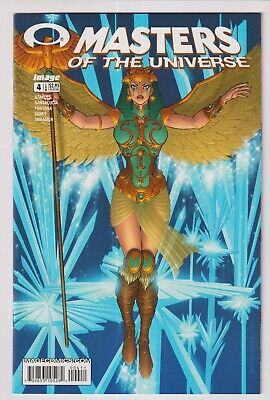 $4.95 • Buy Two Versions 2003 Image Comics Masters Of The Universe #4