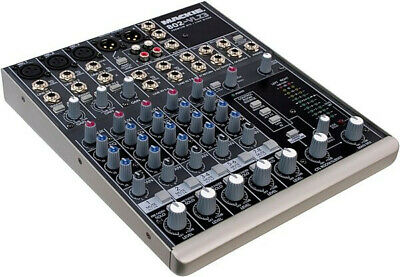$90 • Buy Mackie 802-VLZ3 8 Channel Compact Mixer