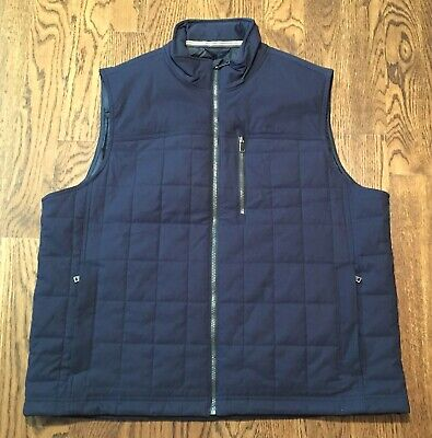$29.99 • Buy Orvis Quilted Vest Mens Large XL Classic Collection Puffer Warm Winter