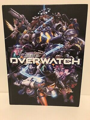 AU40 • Buy The Art Of Overwatch By Blizzard Entertainment (Hardback)