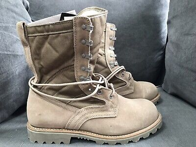 $34.75 • Buy NEW WITH TAGS - MEINDL British Military RAF Issue Desert Boots Size 10