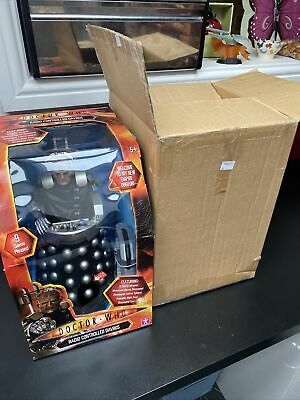 £75 • Buy Rare Doctor Dr Who Radio Controlled 12 Inch Davros Boxed Great Condition