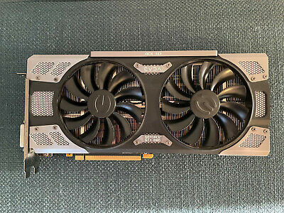 $ CDN407.52 • Buy Excellent Condition: EVGA GeForce GTX 1080 Graphics Card - FTW GAMING ACX 3.0