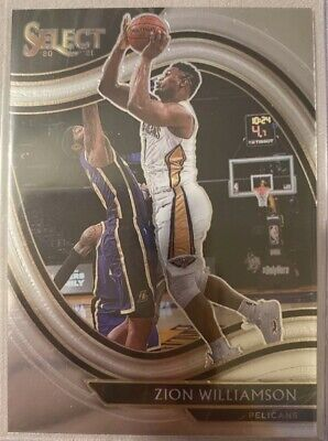 $11.50 • Buy Zion Williamson 2020-21 Panini Select Basketball COURTSIDE SP Pelicans #213