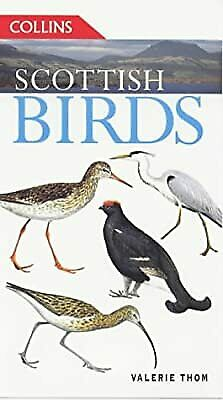 £4.72 • Buy Scottish Birds (Collins Guides), Thom, Valerie, Used; Good Book