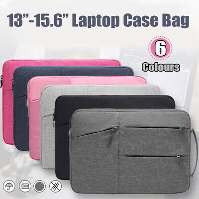 AU17.95 • Buy Laptop Sleeve Travel Bag Carry Case For MacBook Air Pro 13  15  16  Lenovo Dell