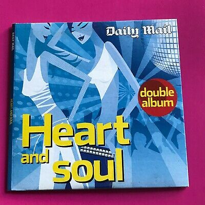 £1.25 • Buy Newspaper Cd - Heart And Soul (1 Cd) Commodores Extreme Emotions Bangles