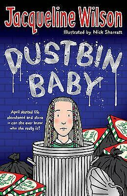 £2.49 • Buy Dustbin Baby By Wilson, Jacqueline, Good Used Book (Paperback) FREE & FAST Deliv
