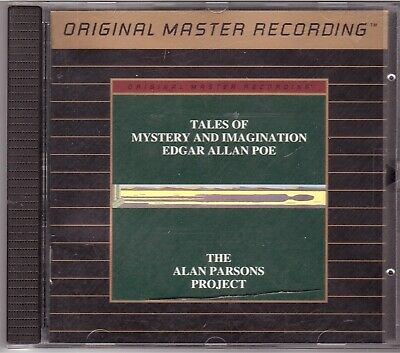 £76.75 • Buy The Alan Parsons Project - Tales Of Mystery And Imagination (CD 1976) MFSL Ultra