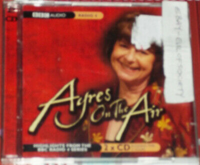 £0.99 • Buy Pam Ayres, Ayres On The Air, Comedy, Bbc Radio 4, Album, 2 Cd's, 2005, Used