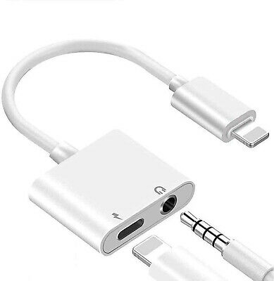 AU6.50 • Buy Iphone Headphone/Charger Adapter