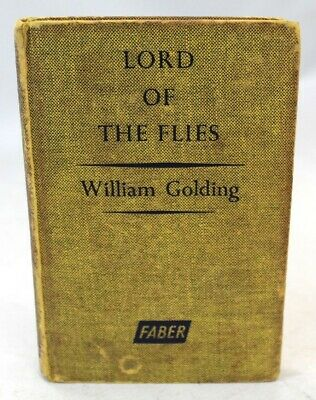 £4.99 • Buy Vintage LORD OF THE FLIES Book By William Golding, Faber & Faber 1962, H/B - B14