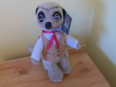 £7 • Buy Official Vassily AND Yakov Meerkat Toys - Compare The Market. Good With Tags