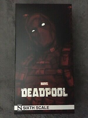 £120 • Buy Sideshow Collectibles Deadpool 1/6 Scale Figure