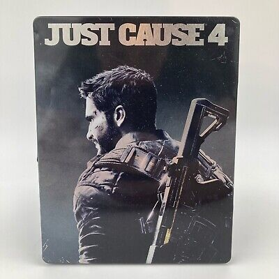 £9.99 • Buy STEELBOOK Just Cause 4 Xbox One Limited Edition