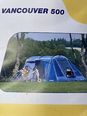 £400 • Buy Camping Tent And Equipment Bundle