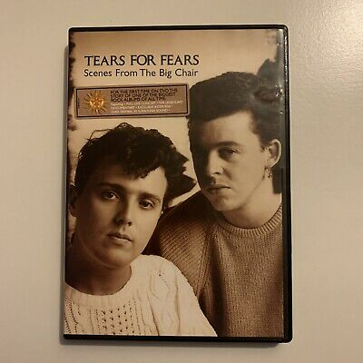 £31.74 • Buy Tears For Fears - Scenes From The Big Chair (DVD, 2005) Region Free