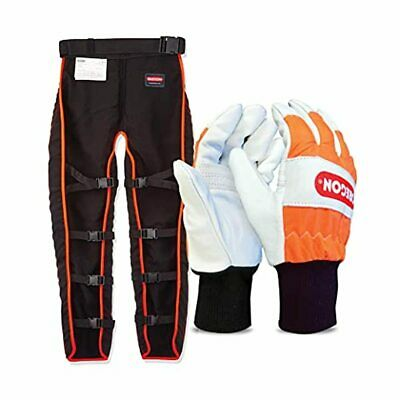 £107.47 • Buy OREGON Universal Type A Chainsaw Safety Leggings, Adjustable Protective Chaps Tr