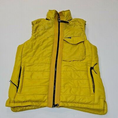 £3.40 • Buy Yellow Duck And Cover Gilet Size M