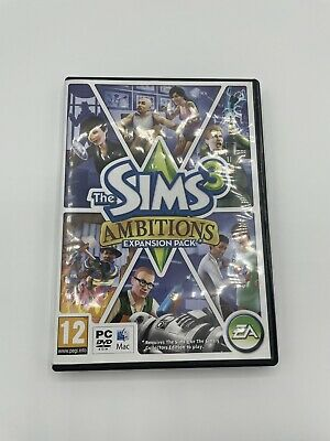 £4 • Buy The Sims 3: Ambitions (PC: Mac, 2010)