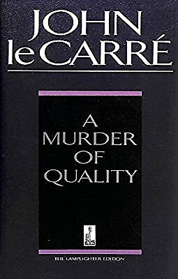 £3.90 • Buy A Murder Of Quality (Lamplighter), Le Carr�, John, Used; Very Good Book
