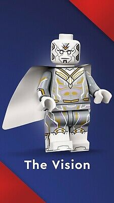 £5.99 • Buy LEGO 71031 Marvel Studios Minifigures No. 2 - The Vision - New & Sealed