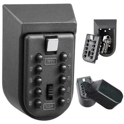 £11.29 • Buy Outdoor High Security Combination 10 Digit Wall Mounted Key Safe Box Secure Lock