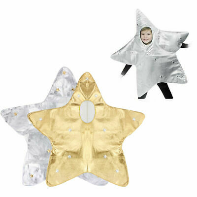 £4.49 • Buy Christmas Nativity Kids Star Costume Children Xmas Party Fancy Dress Up Outfit