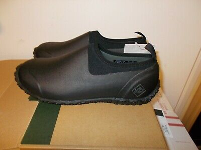 £58.50 • Buy NIB Mens Size 9 Black Muck Muckster II Low Outdoor Boots Shoes New
