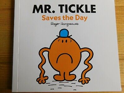 £1.99 • Buy Mr Tickle Saves The Day By Roger Hargreaves, Paperback, 2014