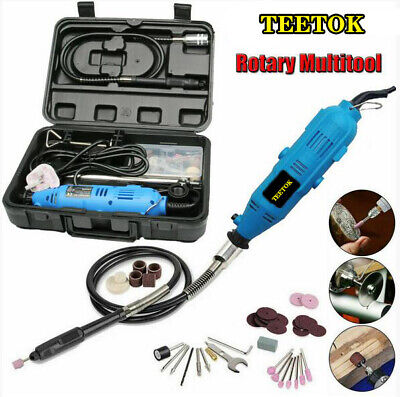 £24.70 • Buy 80PC Rotary Multi Tool Kit Dremel Compatible Accessoriesd Drilling Polishing