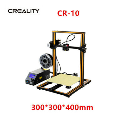 £169 • Buy Used Official Creality CR-10 3D Printer 300*300*400mm