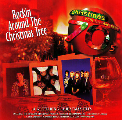 £19.99 • Buy Christmas With The Stars Of The 70's Vol.3 Rockin' Around (1997) CD NEW & SEALED