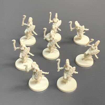 AU13.10 • Buy Lot 8 Rare Miniature For Dungeons & Dragon D&D Figures Board Game Toy DD #030