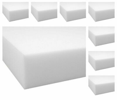 £8 • Buy High Density Foam, Upholstery Foam Cut To Any Size Replacement Sofa Cushions