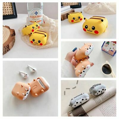 AU10.99 • Buy For AirPods Pro 2 1 Case Multi Cartoon Design Silicone Earphone Charging Cover
