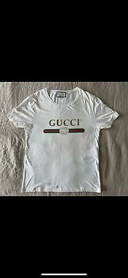 AU296 • Buy Oversized T-Shirt With Gucci Logo