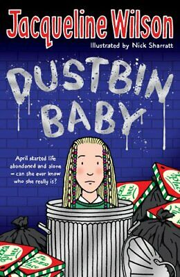 £2.49 • Buy Dustbin Baby By Jacqueline Wilson, Good Used Book (Paperback) FREE & FAST Delive
